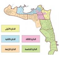 داتا ارقام كويتية 185 الف رقم مصنفة حسب الدوائر الانتخابية